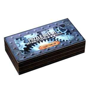 CONSTANTIN PUZZLE BOX N.1 - RT EDITION