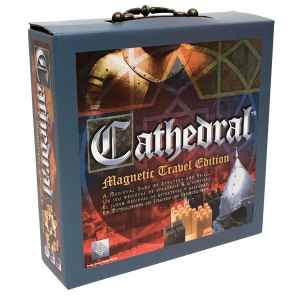 CATHEDRAL MAGNETIC - BRETTSPIELE - REISEVERSION