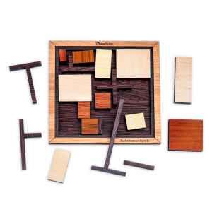 Mondrian Pieces