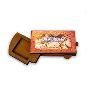 CONSTANTIN PUZZLE BOX N.3 - RT EDITION