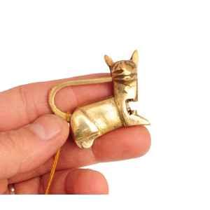 LUCCHETTO GATTO - GOLDEN CAT LOCK
