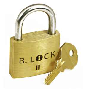 B. LOCK II BY BOAZ FELDMAN