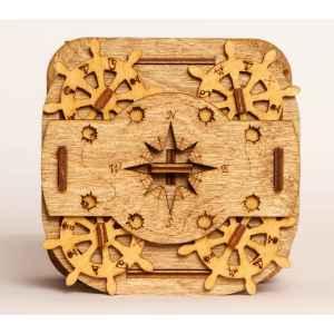 DAVY JONES' LOCKER - ESCAPE ROOM BOX