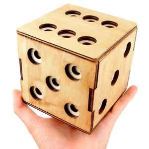 Dice Box Hand