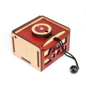 SCRIGNO ANNODATO - LOOPY BOX