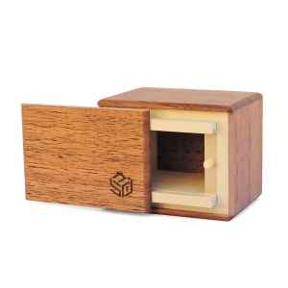 Karakuri Small Box Open