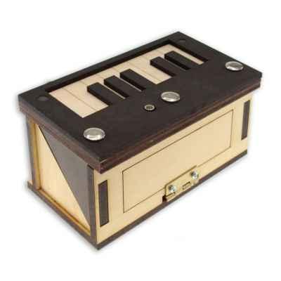 Piano Box Retro