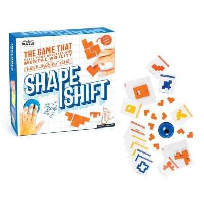GESTALTWANDLUNG - SHAPE SHIFT