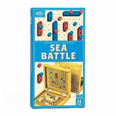 Sea Battle - Professor Puzzle Edition
