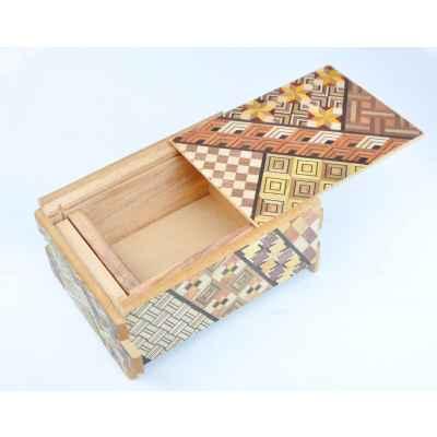 YOSEGI BOX - 10 STEPS