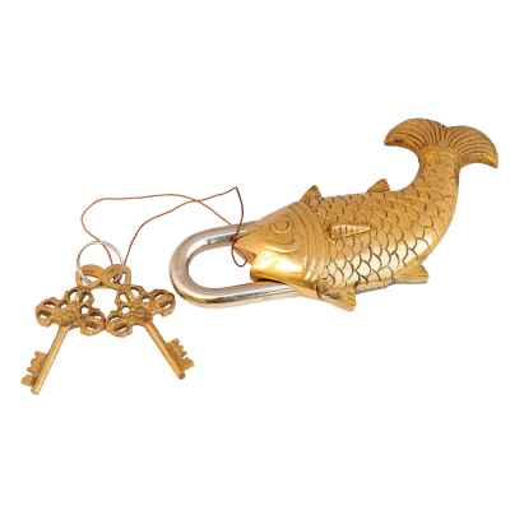 LUCCHETTO PESCE - FISH LOCK