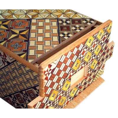 YOSEGI BOX - 5 SUN 35 + 1 STEPS