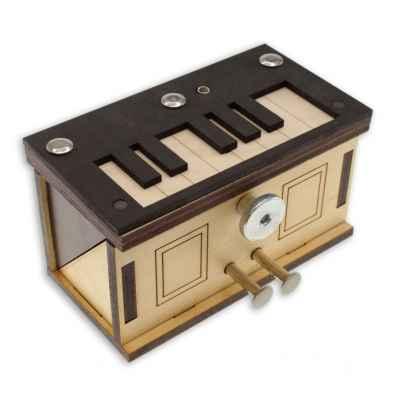 Piano Box Front