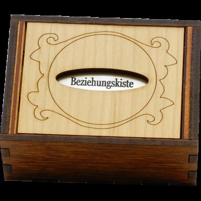 THE GRACEFUL BOX - BEZIEHUNGSKISTE