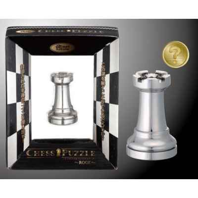CAST CHESS PUZZLE - TORRE