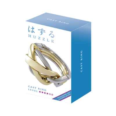 HANAYAMA CAST RING
