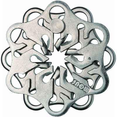 Huzzle Cast Snow Piece Frontal