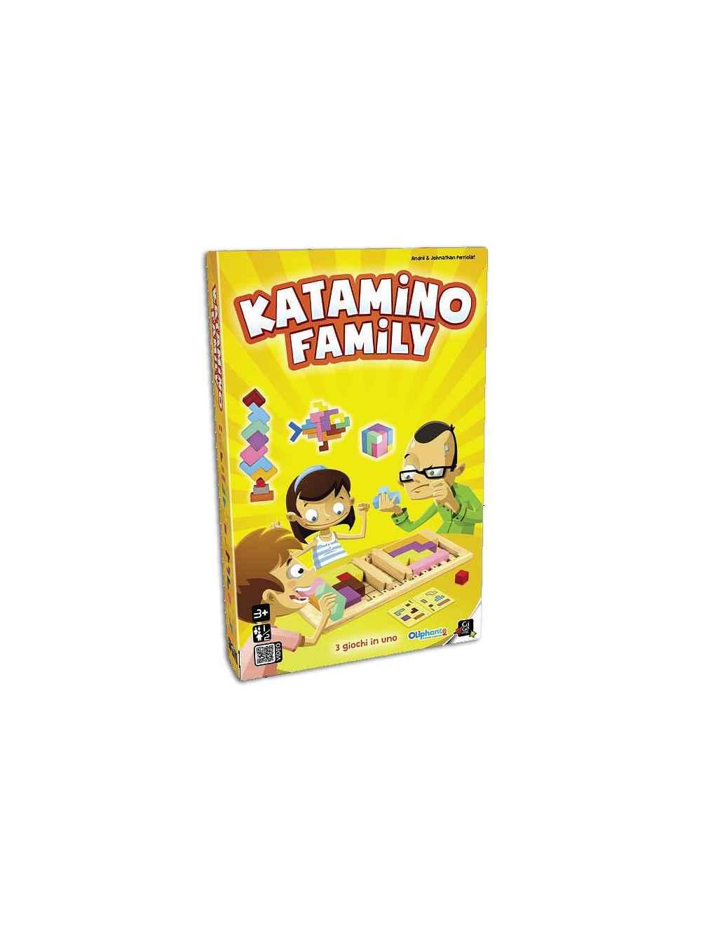 KATAMINO FAMILY *