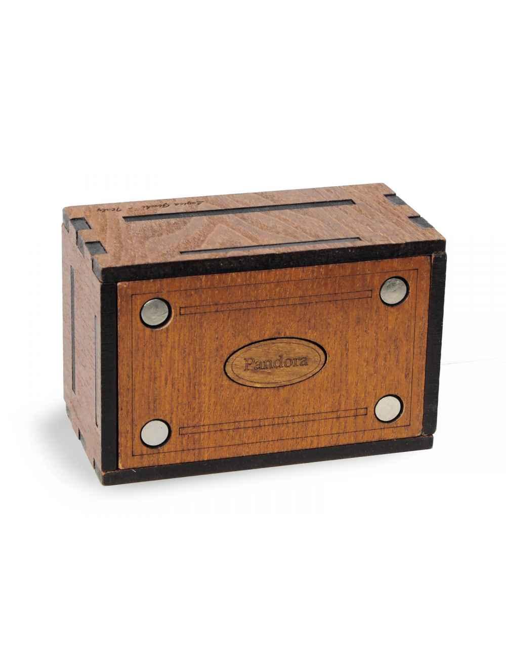 PANDORA BOX - DIE GEHEIME TRUHE (LOGICA SPIELE VERSION)