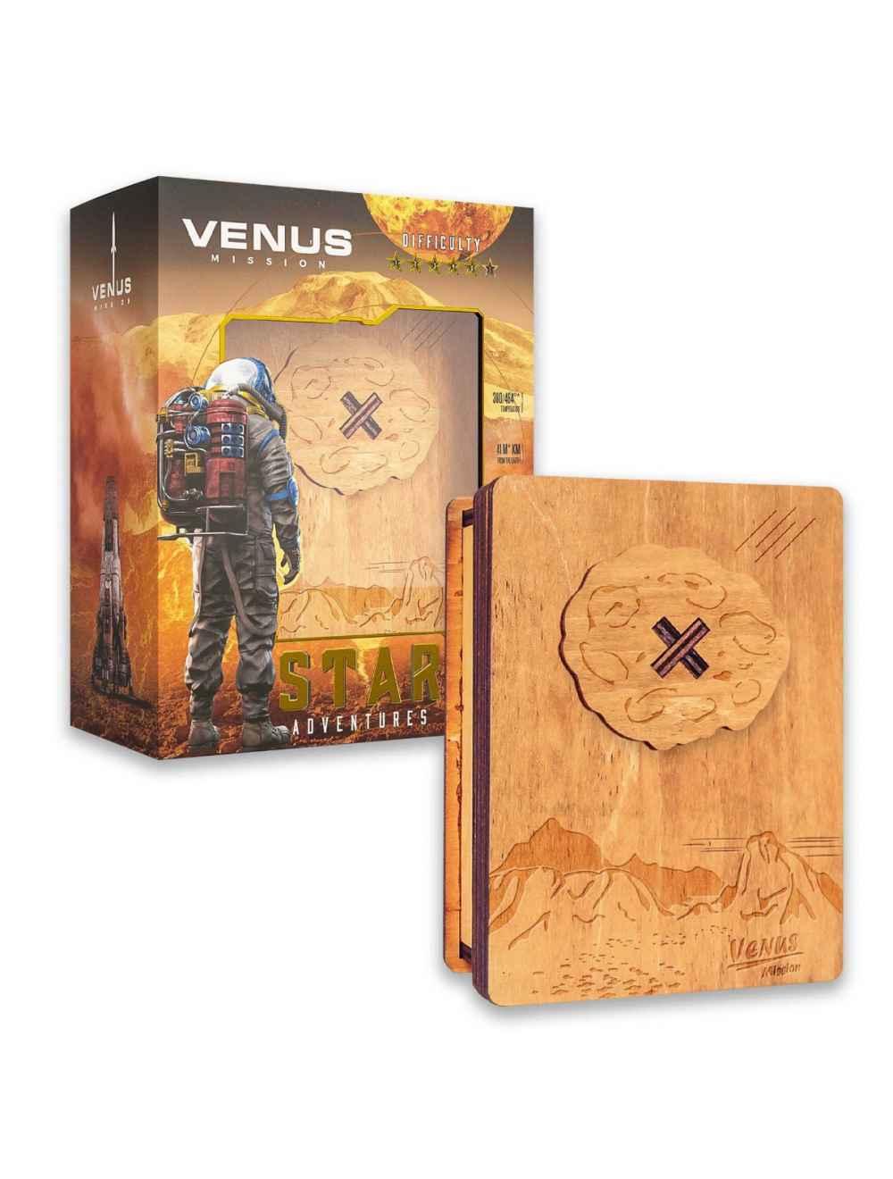 STAR ADVENTURES - VENUS