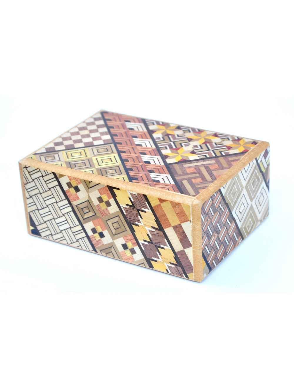 YOSEGI BOX - 12 STEPS