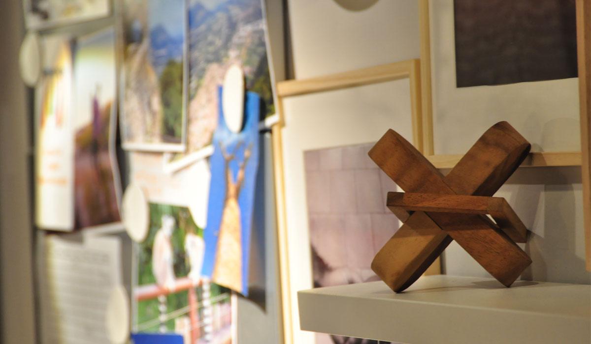 Rompicapo XO' Foto Artistica sul mobile