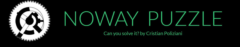 No Way Puzzle By Cristian Poliziani