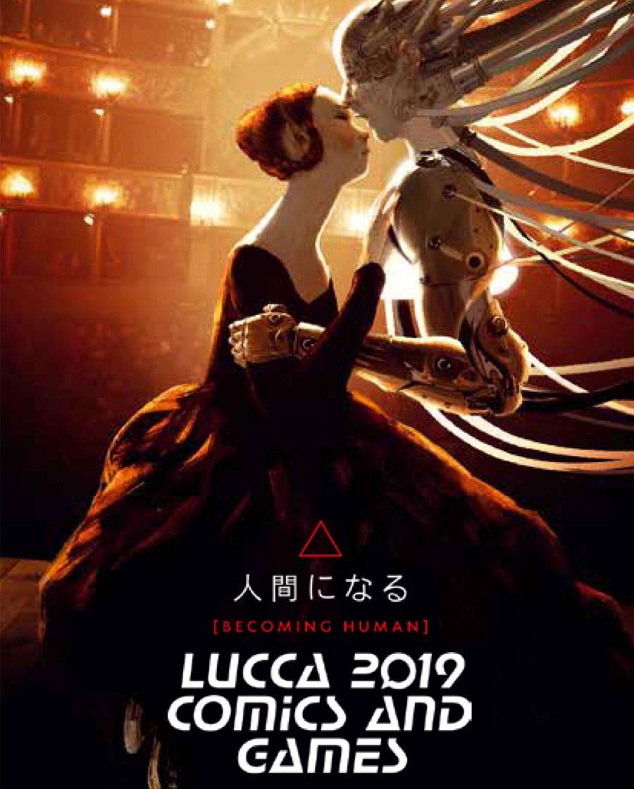 Fair Lucca Comix 2019