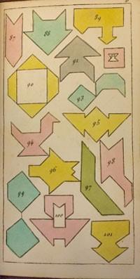 Disegni-tangram