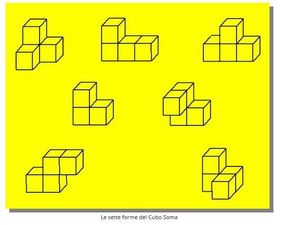 le_sette_forme_del_cubo_soma