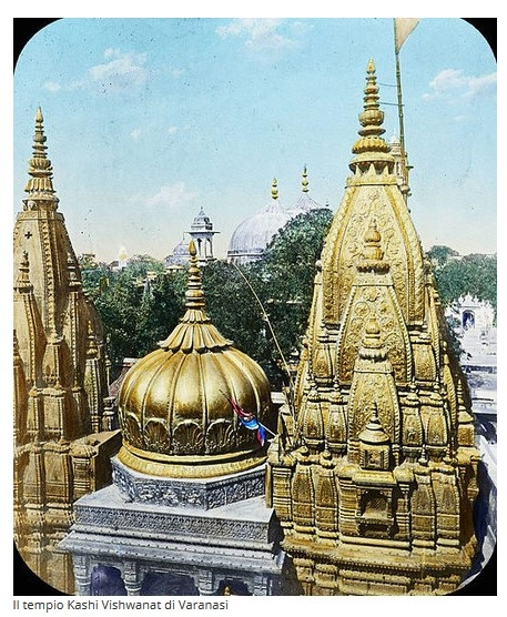 tempio_kashi_vishwanat_di_varanasi